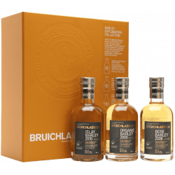BRUICHLADDICH Coffret Exploration