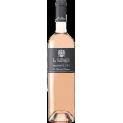 La Vallongue Garrigues rosé Baux de Provence