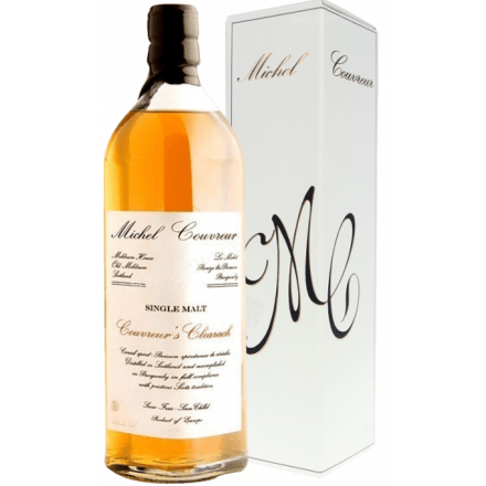 COUVREUR'S CLEARACH Michel Couvreur Whisky