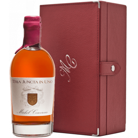 TRIA JUNCTA IN UNO MALT MICHEL COUVREUR WHISKY
