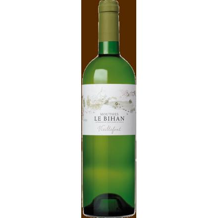 Vieillefont 2014 Blanc Côtes de Duras Mouthes le Bihan