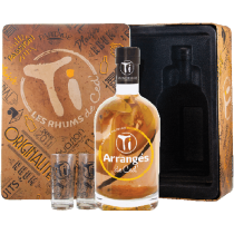 Ti'Arrangé de Ced' Mangue Passion en Coffret