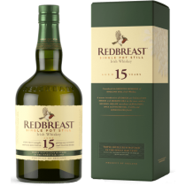 Redbreast 15 ans Single Pot Still Whisky