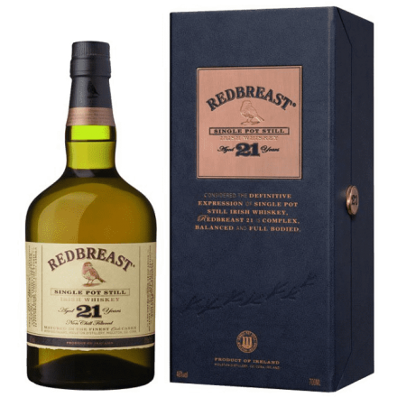 Redbreast 21 ans Single Pot Still
