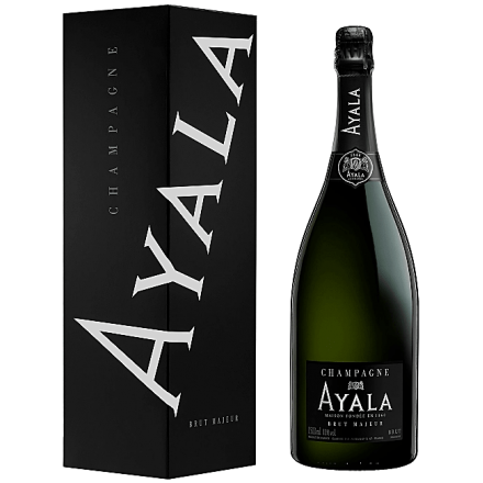 Champagne AYALA Brut Majeur-Magnum