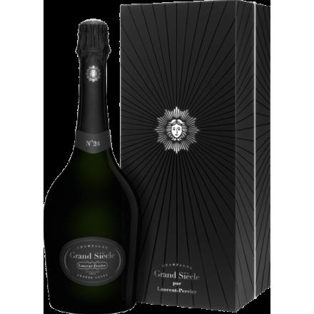 Champagne Laurent-Perrier Grand Siècle coffret