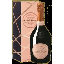 Champagne Laurent-Perrier Cuvée Rosé en Etui