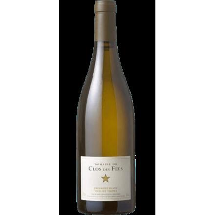 Vieilles Vignes du Domaine du Clos des Fées blanc 2018