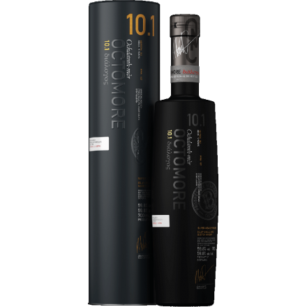OCTOMORE SCOTTISH BARLEY 10.1 WHISKY