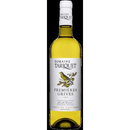 Côtes de Gascogne Tariquet Premières Grives 2020