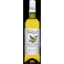 Côtes de Gascogne Tariquet Premières Grives 2019