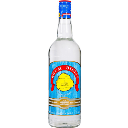 Rhum Bielle Blanc 59°