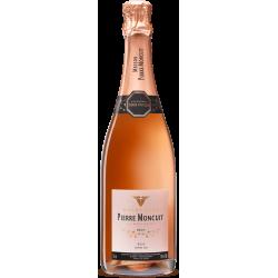 Champagne Moncuit Rosé Grand Cru
