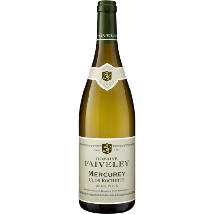 Mercurey Blanc Clos Rochette Faiveley 2019