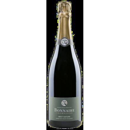 Champagne Bonnaire Brut Nature Grand Cru Blanc de Blancs