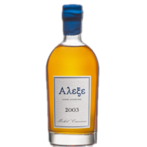 WHISKY ALEKSE 2003 45.38% Michel COUVREUR