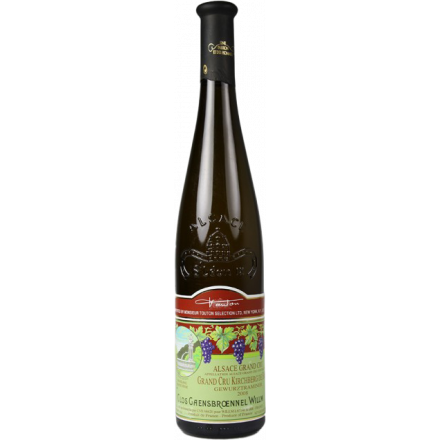 vin d'alsace Gewurztraminer Grand Cru 2009 Willm