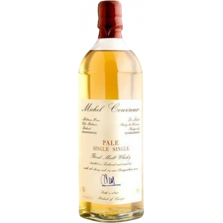 PALE SINGLE  Whisky Michel COUVREUR
