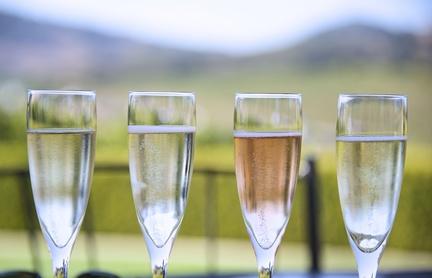 Champagne Extra Brut et Brut Nature